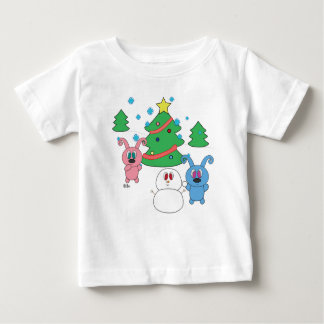 Winter Time Rollys (Christmas) Baby T-Shirt
