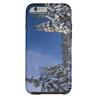 Winter time tough iPhone 6 case