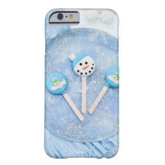 Winter Time Treats and Goodies Barely There iPhone 6 Case