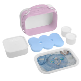 Winter Time Treats and Goodies Lunch Box