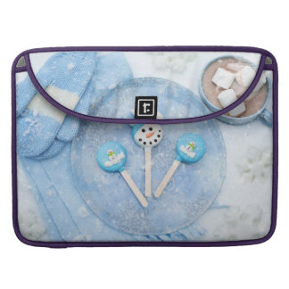Winter Time Treats and Goodies MacBook Pro Sleeves