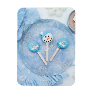 Winter Time Treats and Goodies Magnet