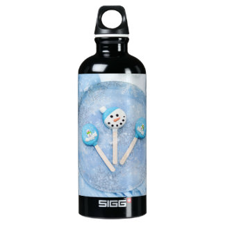 Winter Time Treats and Goodies Water Bottle