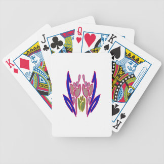 Winter Timings Beautiful Amazing Lovely colors Art Poker Deck
