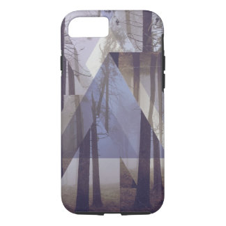 Winter tree phone case