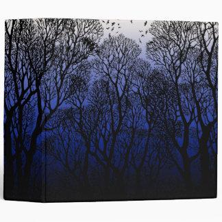 "Winter Trees 2"" Binder"