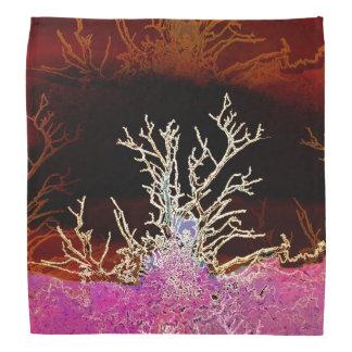 WINTER TREES BANDANA