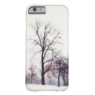 Winter Trees Barely There iPhone 6 Case