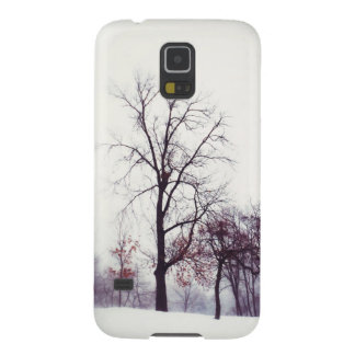 Winter Trees Cases For Galaxy S5