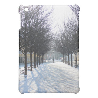Winter Tree's in Prague (czech republic) Cover For The iPad Mini