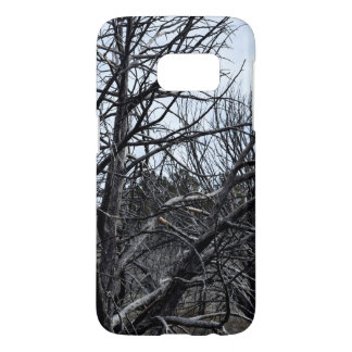Winter Trees Photograph Samsung Galaxy S7 Case
