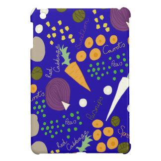 winter veg iPad mini case
