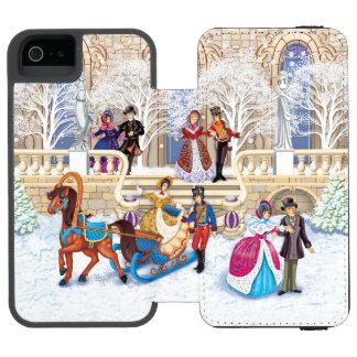 Winter walk incipio watson™ iPhone 5 wallet case