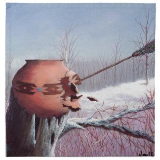 Winter War Napkin