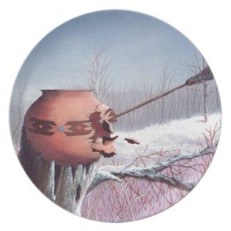 Winter War Plate