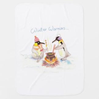 """Winter Warmers"" Baby Blanket"