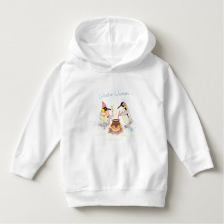 """Winter Warmers"" Toddler Pullover Hoodie"