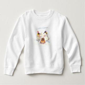 """""""Winter Warmers"""" Toddler Sweatshirt"""