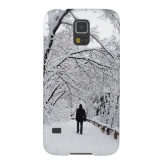 Winter Whiteout Case For Galaxy S5