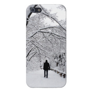 Winter Whiteout Case For iPhone 5/5S