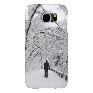 Winter Whiteout Samsung Galaxy S6 Cases