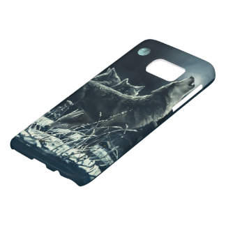 Winter Wolves Samsung Galaxy S7 Case
