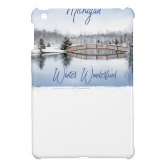 Winter Wonderland Cover For The iPad Mini