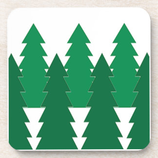 Winter Wonderland Drink Coaster