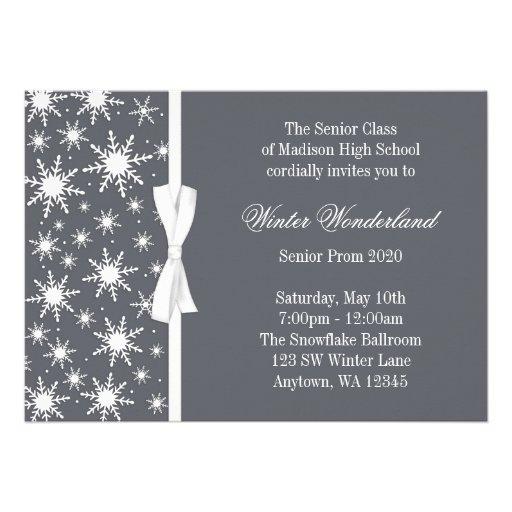 Wedding Invitations Snowflake was luxury invitations layout