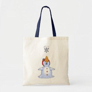 Winter Wonderland Holiday Tote Bag