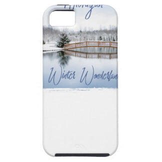 Winter Wonderland iPhone 5 Case