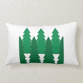 Winter Wonderland Lumbar Pillow