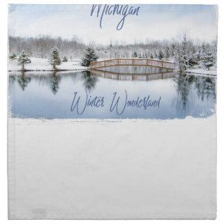 Winter Wonderland Napkin