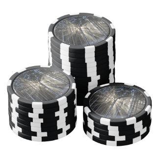 Winter Wonderland Poker Chip Set