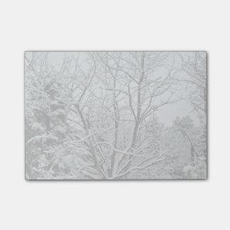 Winter Wonderland Post-it Notes