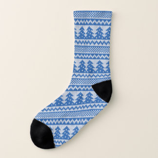 Winter Wonderland Socks 1