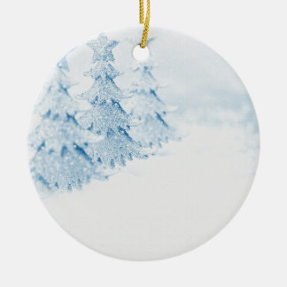 winter wonderland tree ornament