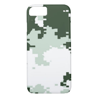 Winter Woodland Camo iPhone 8/7 Case