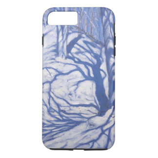 Winter Woodland near Courcheval 2008 iPhone 7 Plus Case