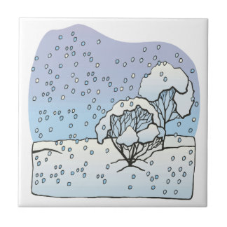 Winter World Tile