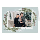 Winterberry Photo Greeting Card