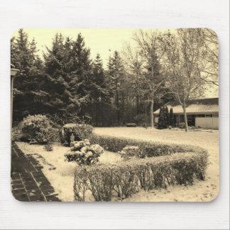 wintergardens néerlandais tapis de souris