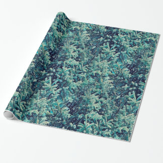 Wintergreen Wrapping Paper