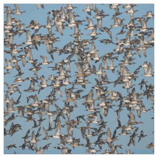 Wintering Ducks in Flight Fabric