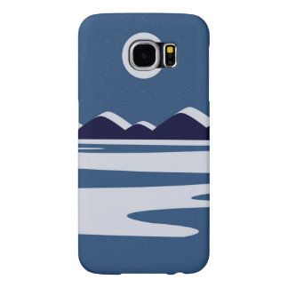 Winterland Iphone Case