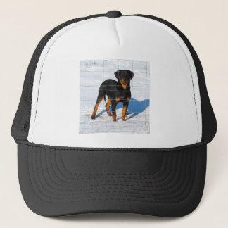 Winterland Rottweiler Trucker Hat