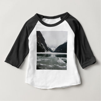 Winter's End, Lake Louise Baby T-Shirt