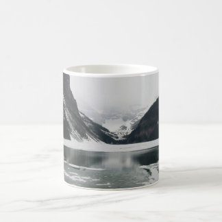Winter's End, Lake Louise Coffee Mug