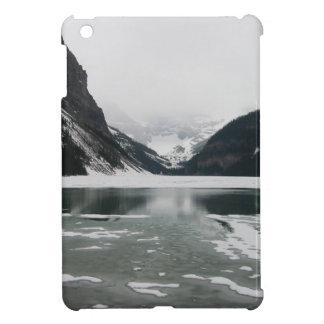 Winter's End, Lake Louise iPad Mini Cases