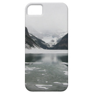 Winter's End, Lake Louise iPhone 5 Covers